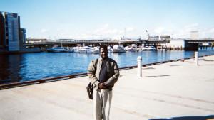 Okello Akway (foto priviat form Dagbladet )