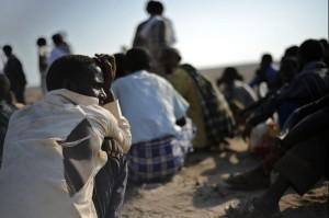 Yemen Ethiopian illegal immigrants