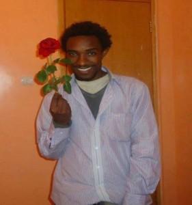 Blogger Zelalem Kibret