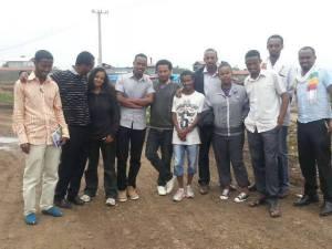 Semayawi party & Negere Ethiopia members