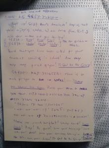 Eskindr Nega letter
