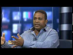 ESAT interview Sisay Agena with Ermias legesse – October 2014