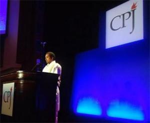 dawit Kebede at CPJ
