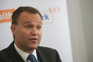 Former Africa Minister Mark Simmonds. Simmonds quit politics last year citing  intolerable parliamentary