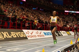 Genezebe Dibaba IAAF
