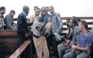 courts 101 ethiopian migrants Daily Nation