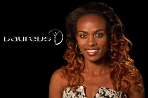 Genzebe Dibaba named sportswoman of the year at Laureus World sports Awards
