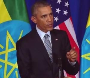 Barack Obama - Almariam