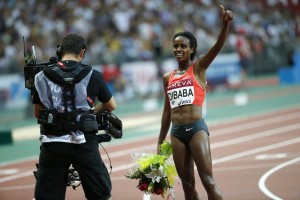 Genzebe Dibaba Monte Carlo July 2015