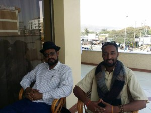 Ato Bekele Gerba and Journalist Elias Gebru