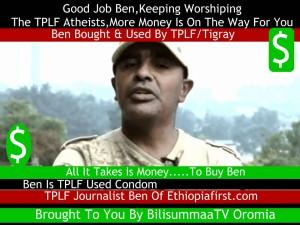 Ethiopian firs-t Ben