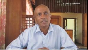 Journalist Eskindr Nega