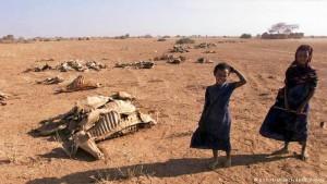 Ethiopian droughts