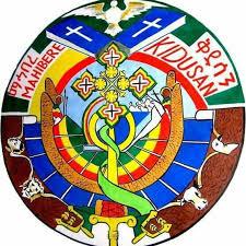 Mahbere kidusan -logo
