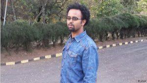 Journalist Muleken Tesfaw on DW