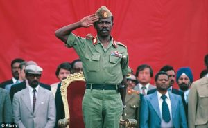 Mengistu Hailemariam by Tamiru Geda