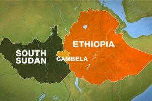 More then 1000  gunmen from south Sudan...Aljazera