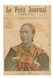 empress-taytu-betul-in-le-petit-journal-of-march-1896