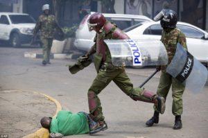 kenyademonstrations